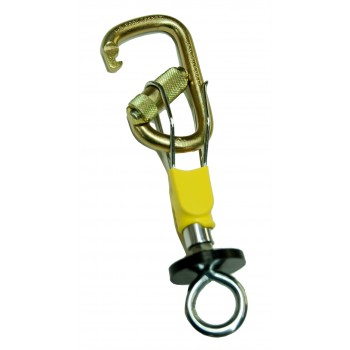 "1122 ""Shotgun"" Hot Stick Rescue Clip Attachment"